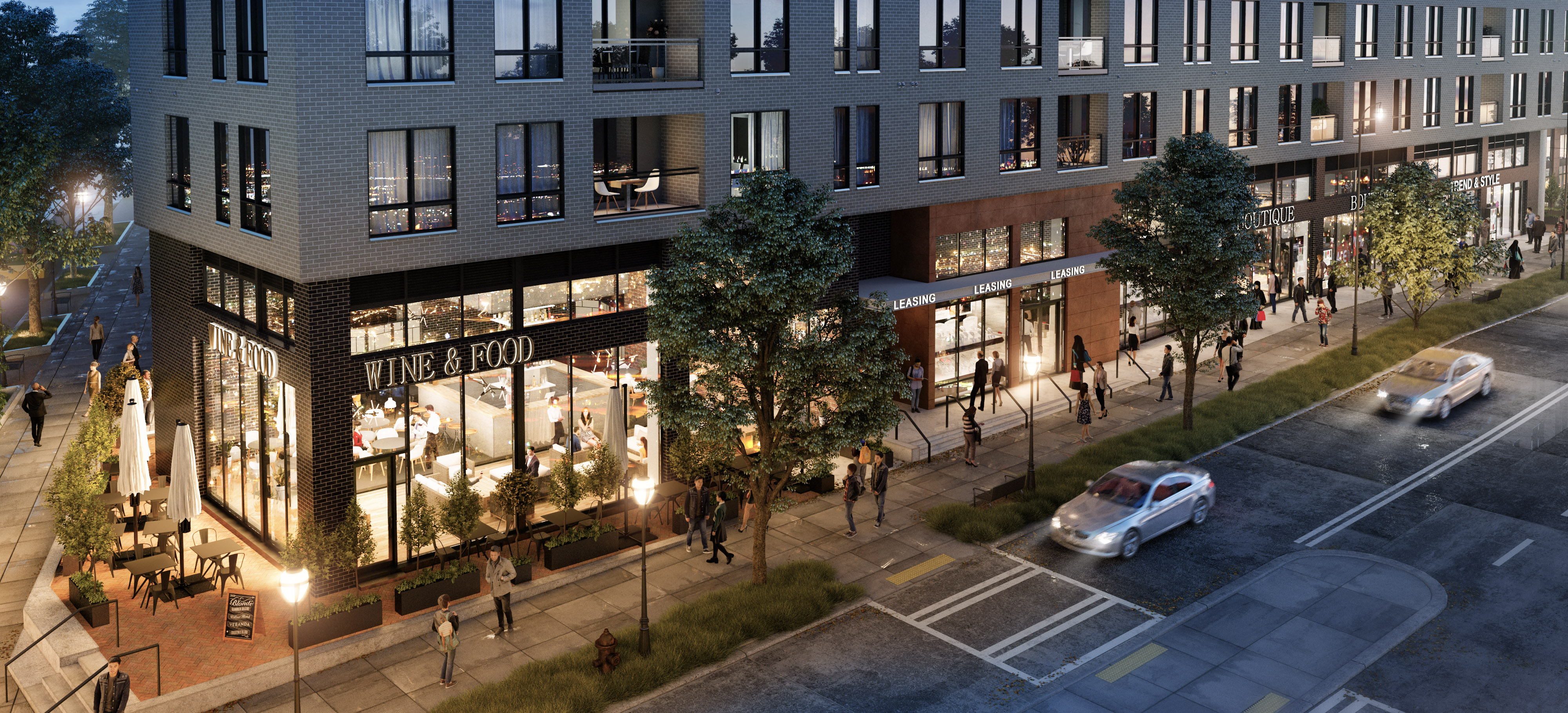 Toll Brothers Announces New Atlanta Mixed Use Project