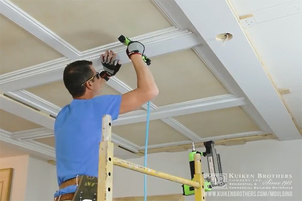 Paint Grade Coffered Ceilings Jlc Online