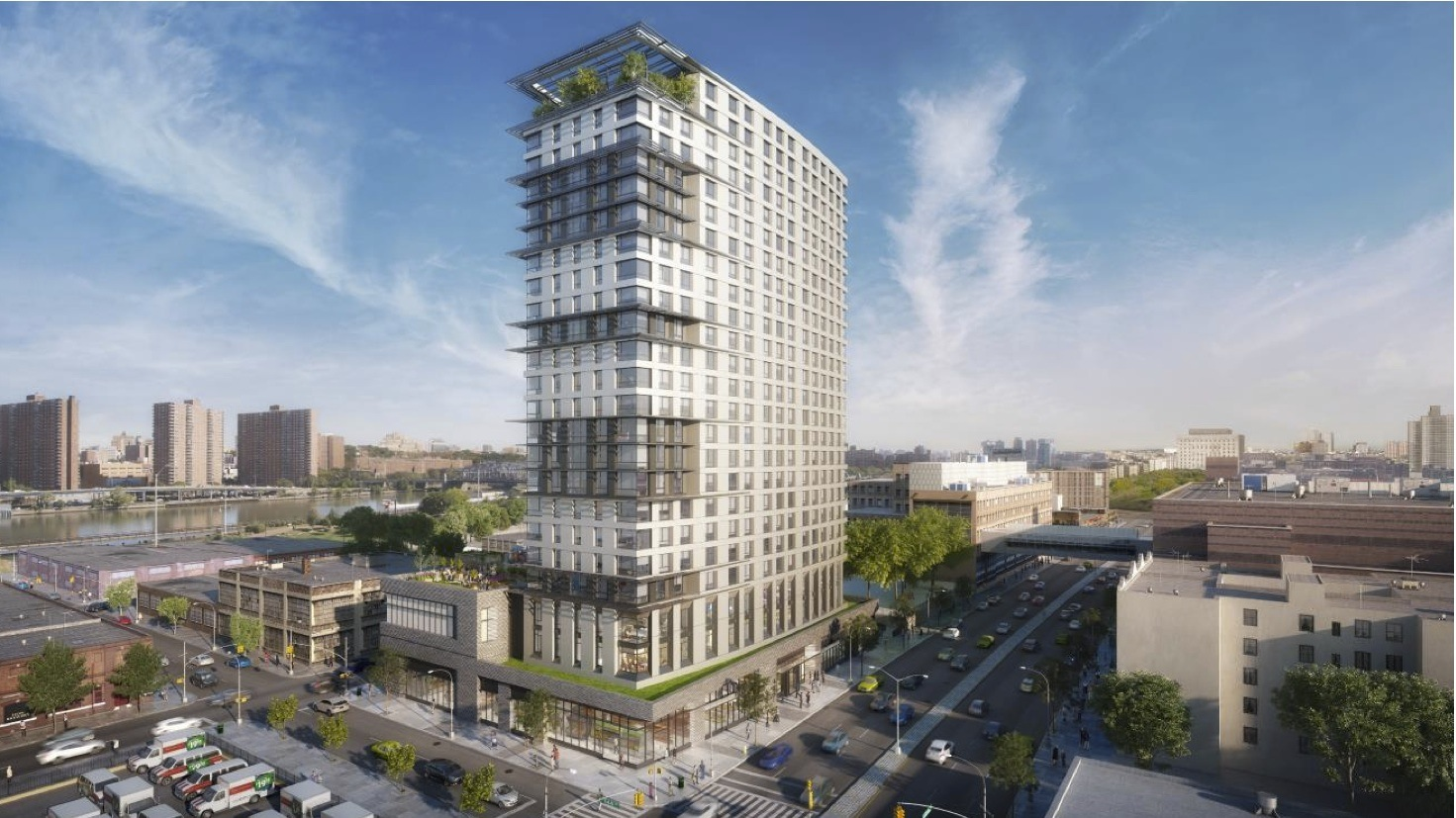 New York City Officials Announce Largest Residential