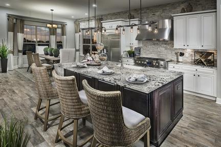 Denver Area Model Homes Take Top Design