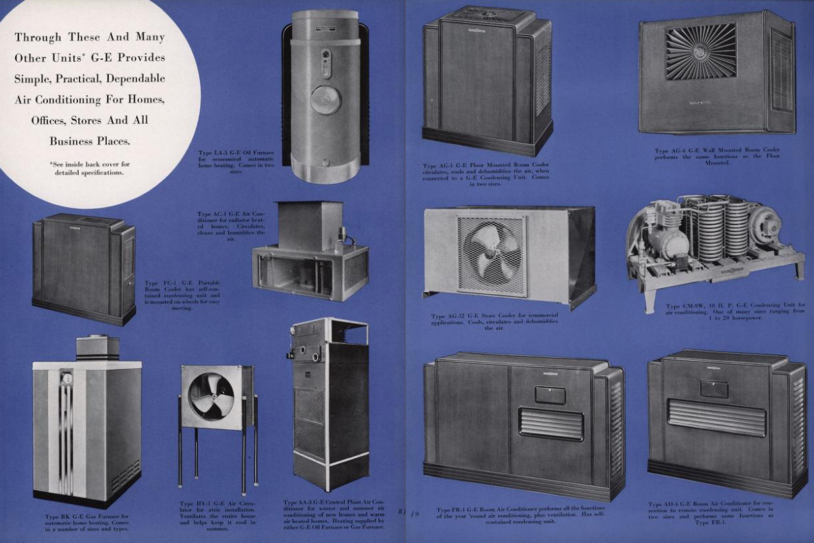 The Birth And Boom Of Modern Air Conditioning Architect
