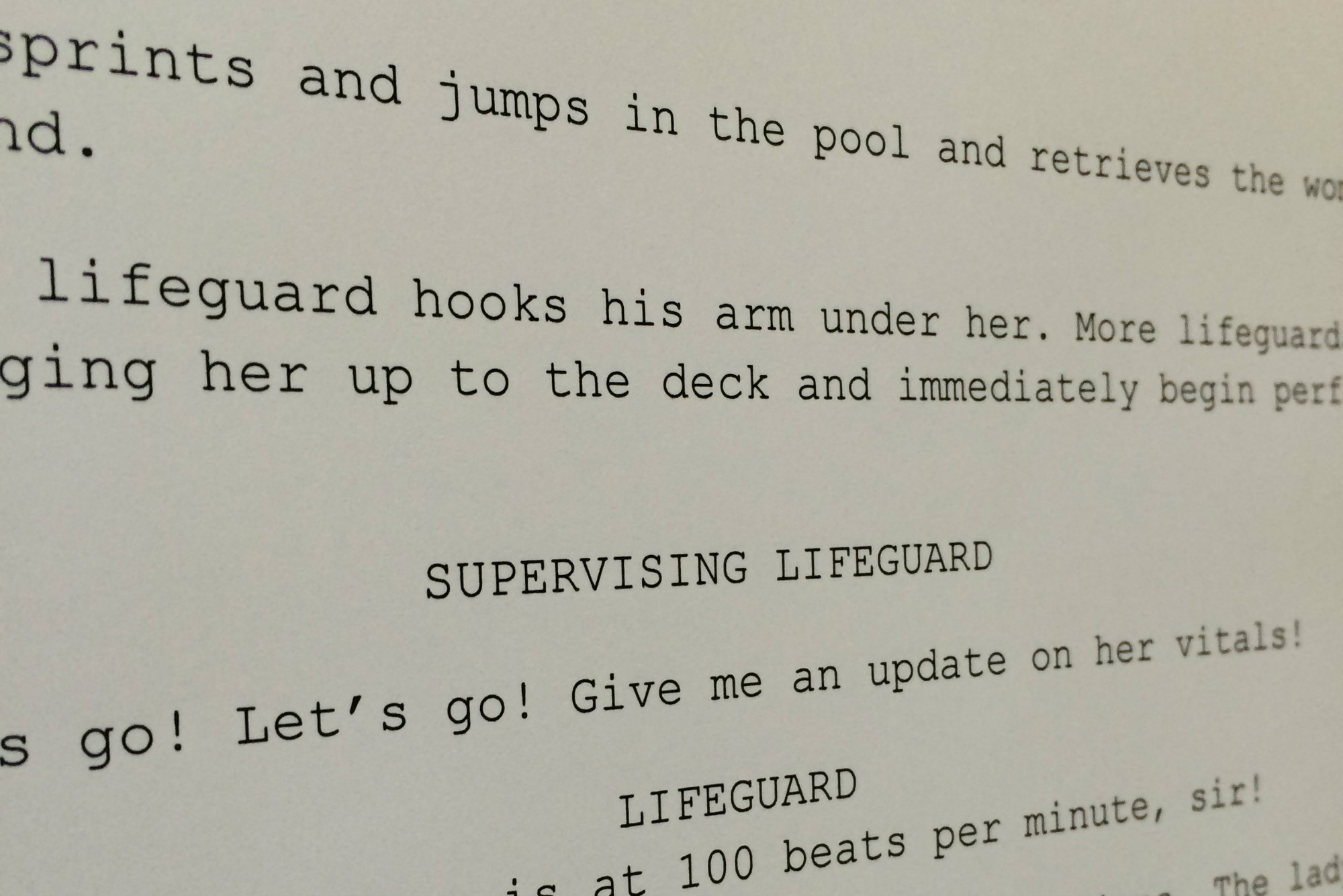 Follow The Script For Lifeguards Here S What To Say When Autism