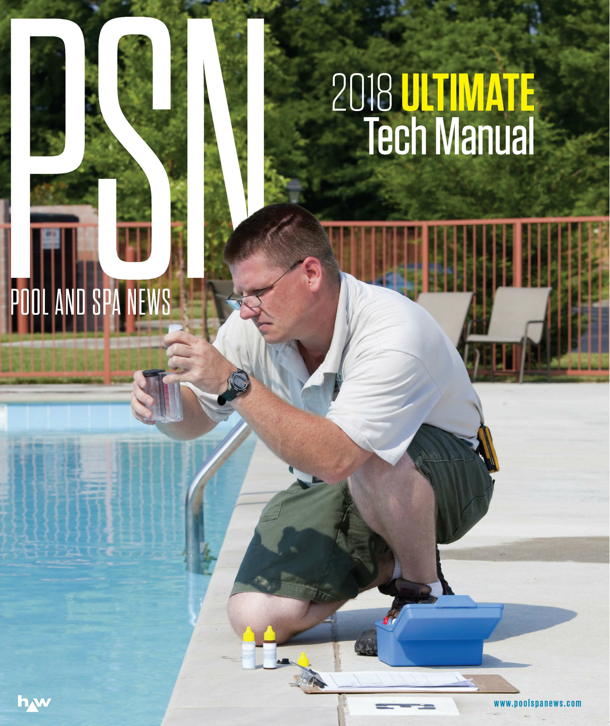 Pool and Spa News' 2018 Ultimate Tech Manual Now Available | Aquatics  International Magazine | Maintenance, Education, Pools, Spas