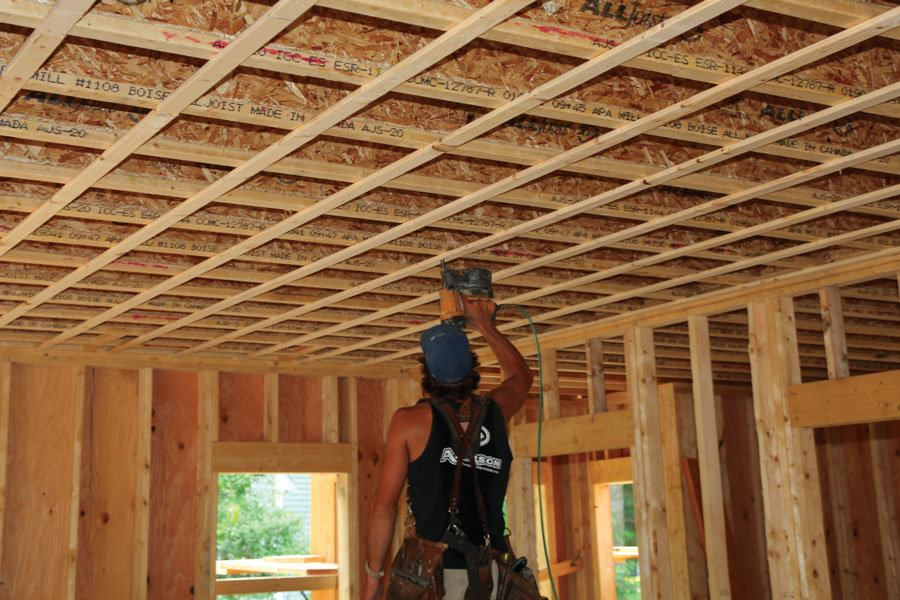 Strapping Ceilings JLC Online Framing