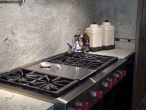 Rough Stuff New Twist On Granite Countertops Uses The