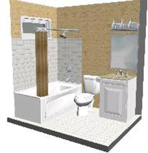 Cost Vs Value Project Bathroom Remodel Remodeling Impressive Bathroom Remodel