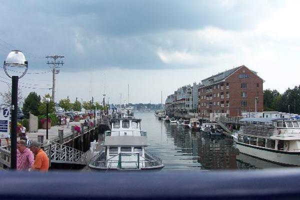 portland  maine  ponders old port redevelopment proposal