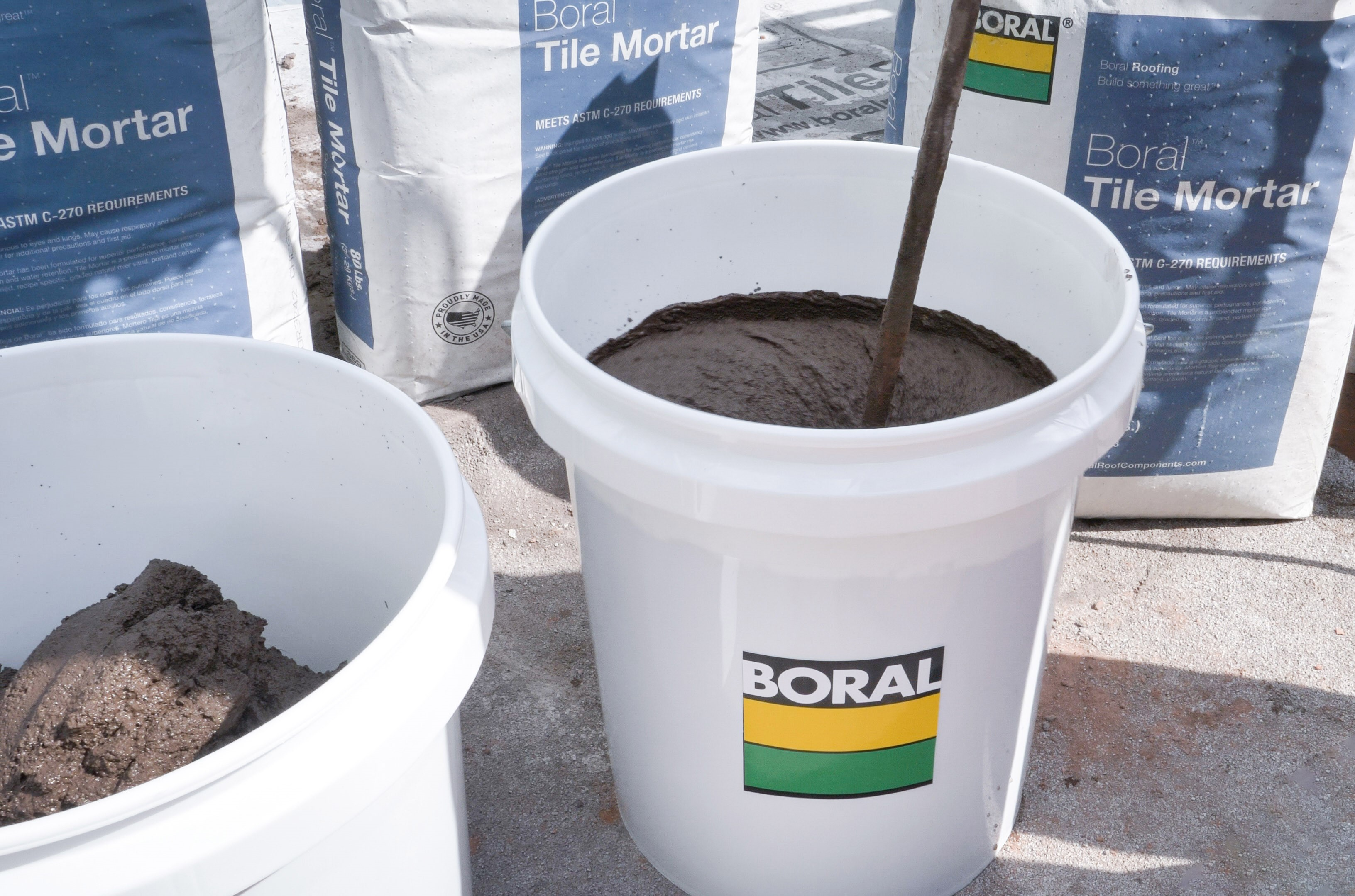 Boral Roofing Offers Improved Tile Mortar In Florida East Coast Markets Builder Magazine