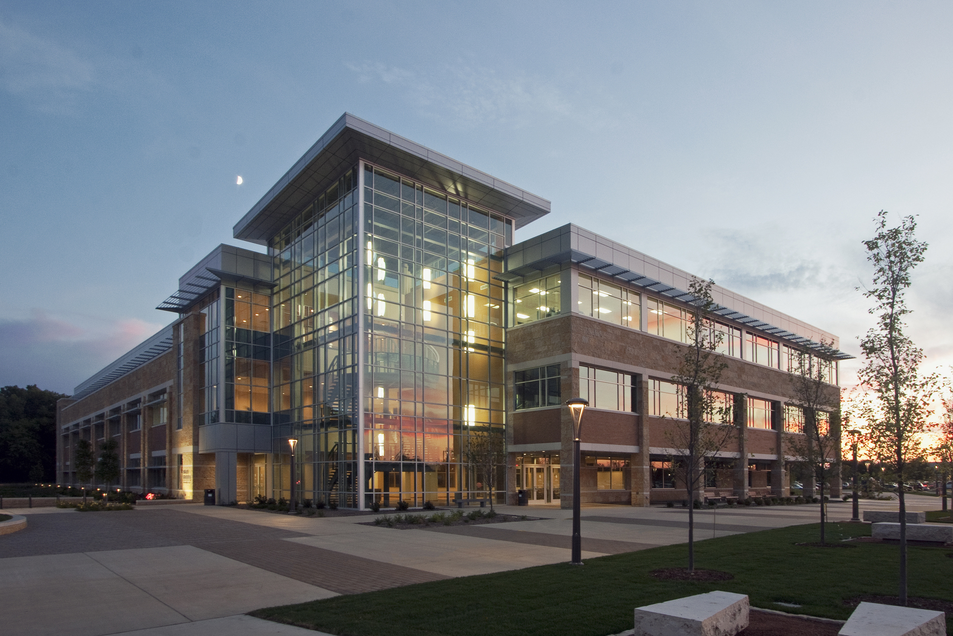 Madison College Health Education Building Architect