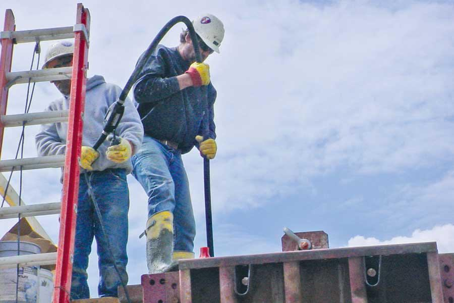 Shaking Things Up With Vibration Equipment Concrete