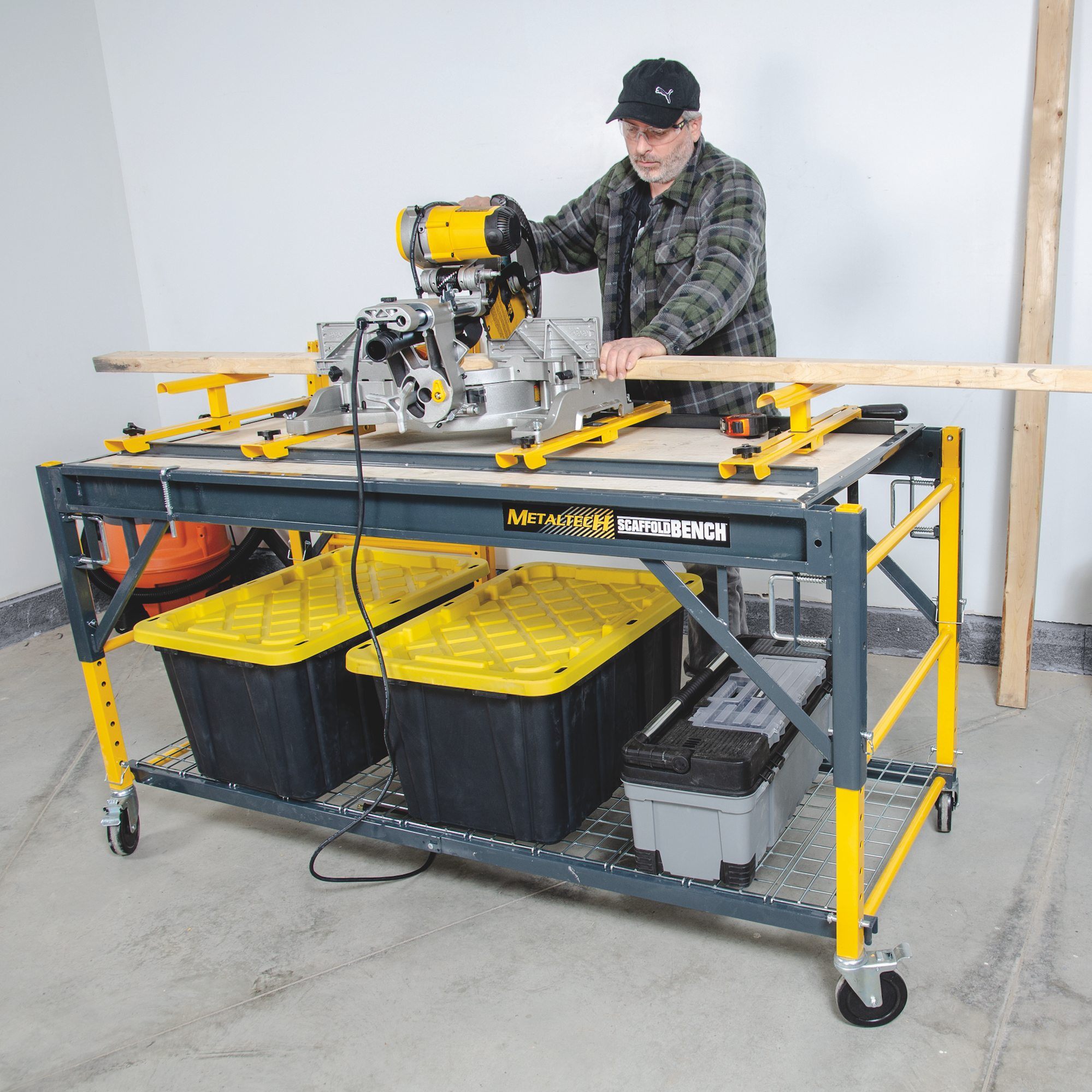A Multi-Use Baker's Scaffold | Tools of the Trade