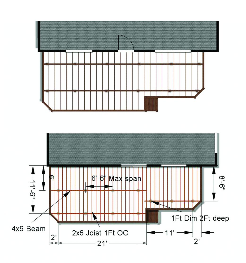 Free Interior Design Software For Pc: Professional Deck Builder