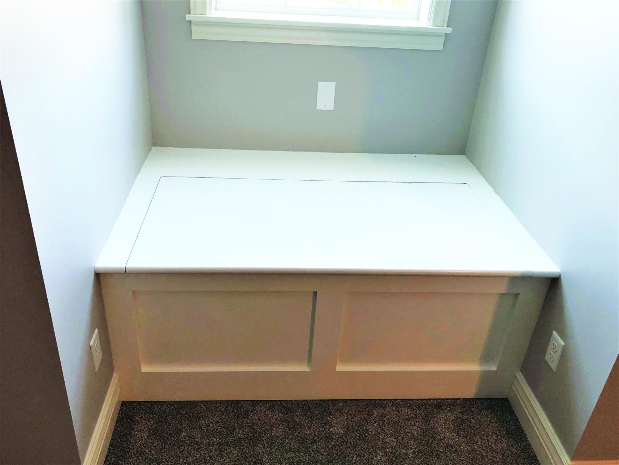 Astounding A Useful Built In Window Seat Jlc Online Uwap Interior Chair Design Uwaporg