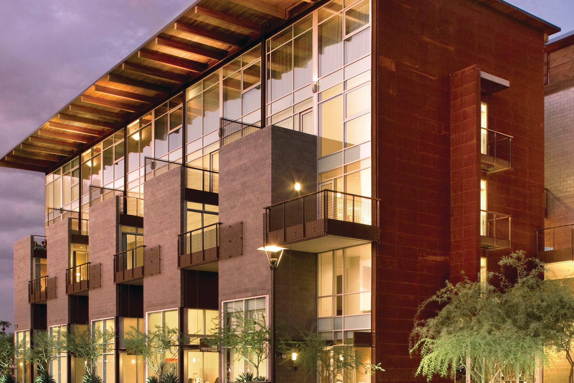 Safari Drive Condominiums Builder Magazine Design