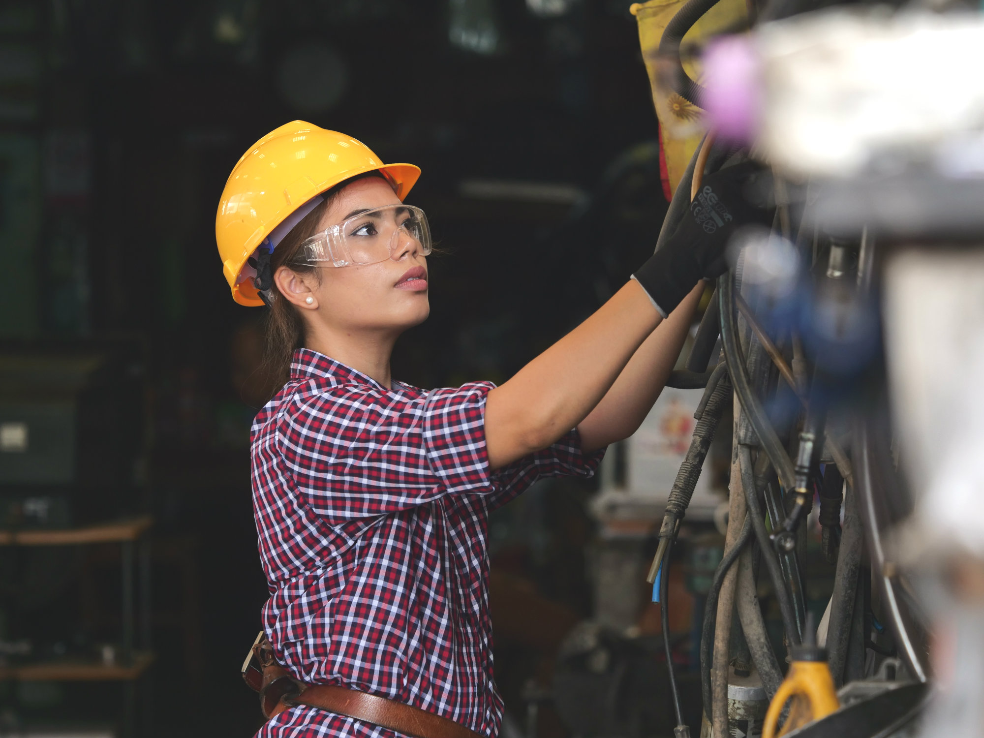 Push for Female Construction Workers| Concrete