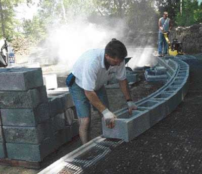 Segmental Block Retaining Walls Jlc Online
