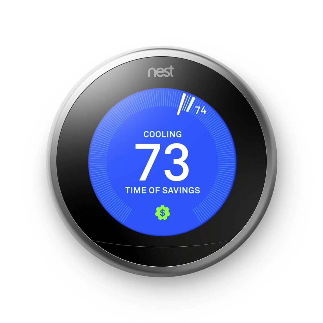 Nest S Time Of Savings Feature Makes The Thermostat Even Smarter Hive Energy Efficiency