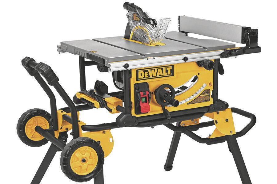 Dewalt Dwe7491rs Jobsite Table Saw Jlc Online