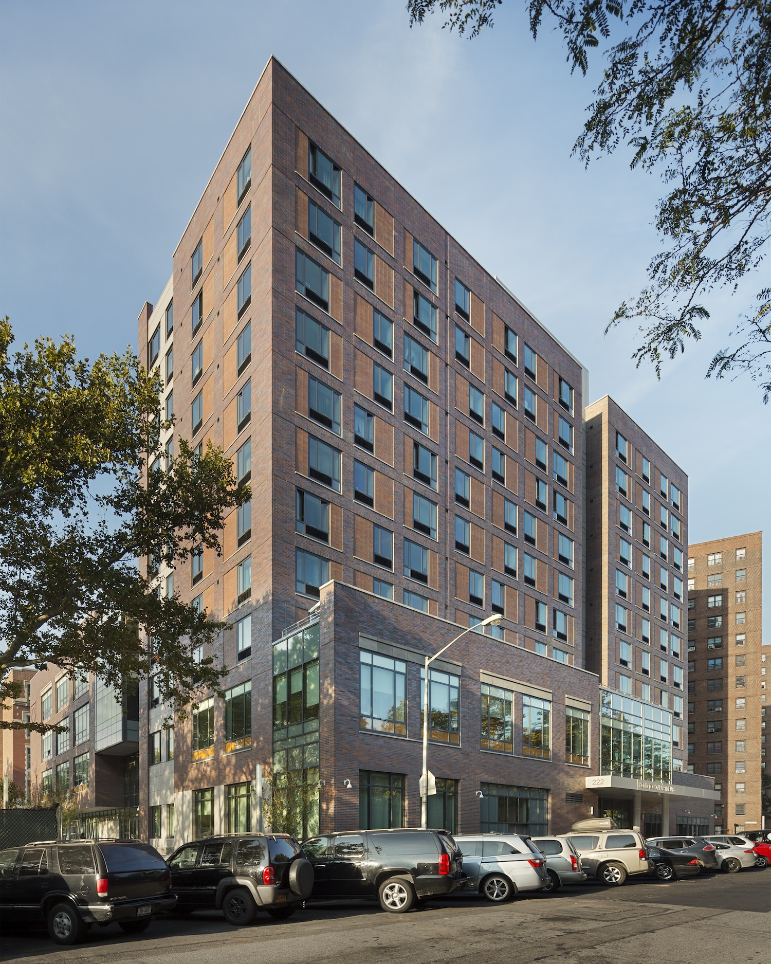 Harlem New York Apartments: Partners Create Mixed-Income Housing, Charter School In