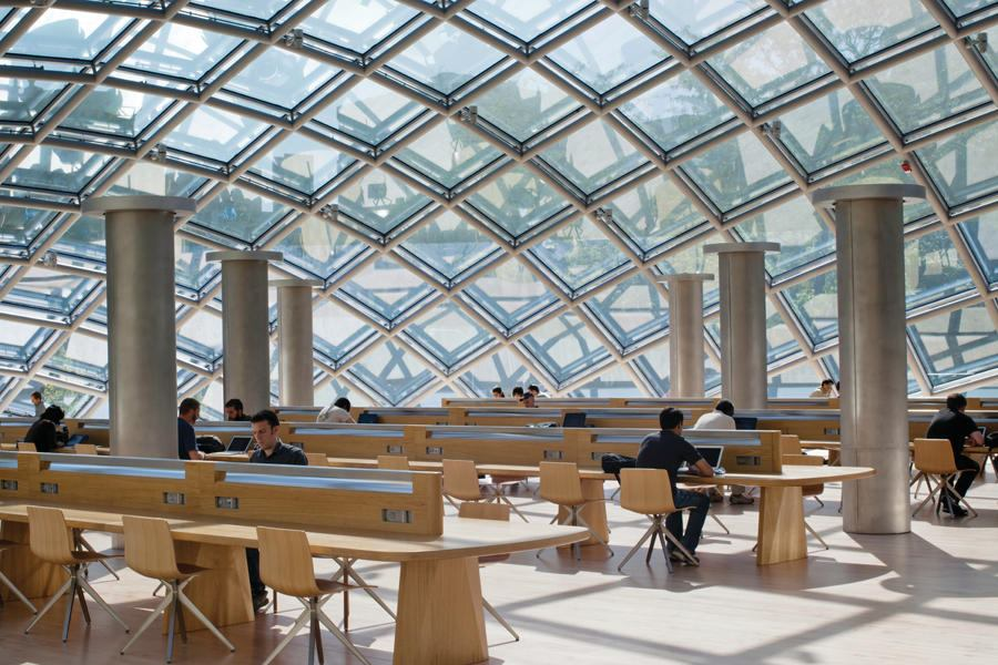 The Joe And Rika Mansueto Library University Of Chicago