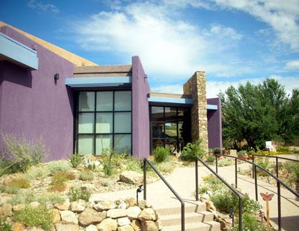 Arizona Sonora Desert Museum Auditoirum Classroom Building Architect Magazine