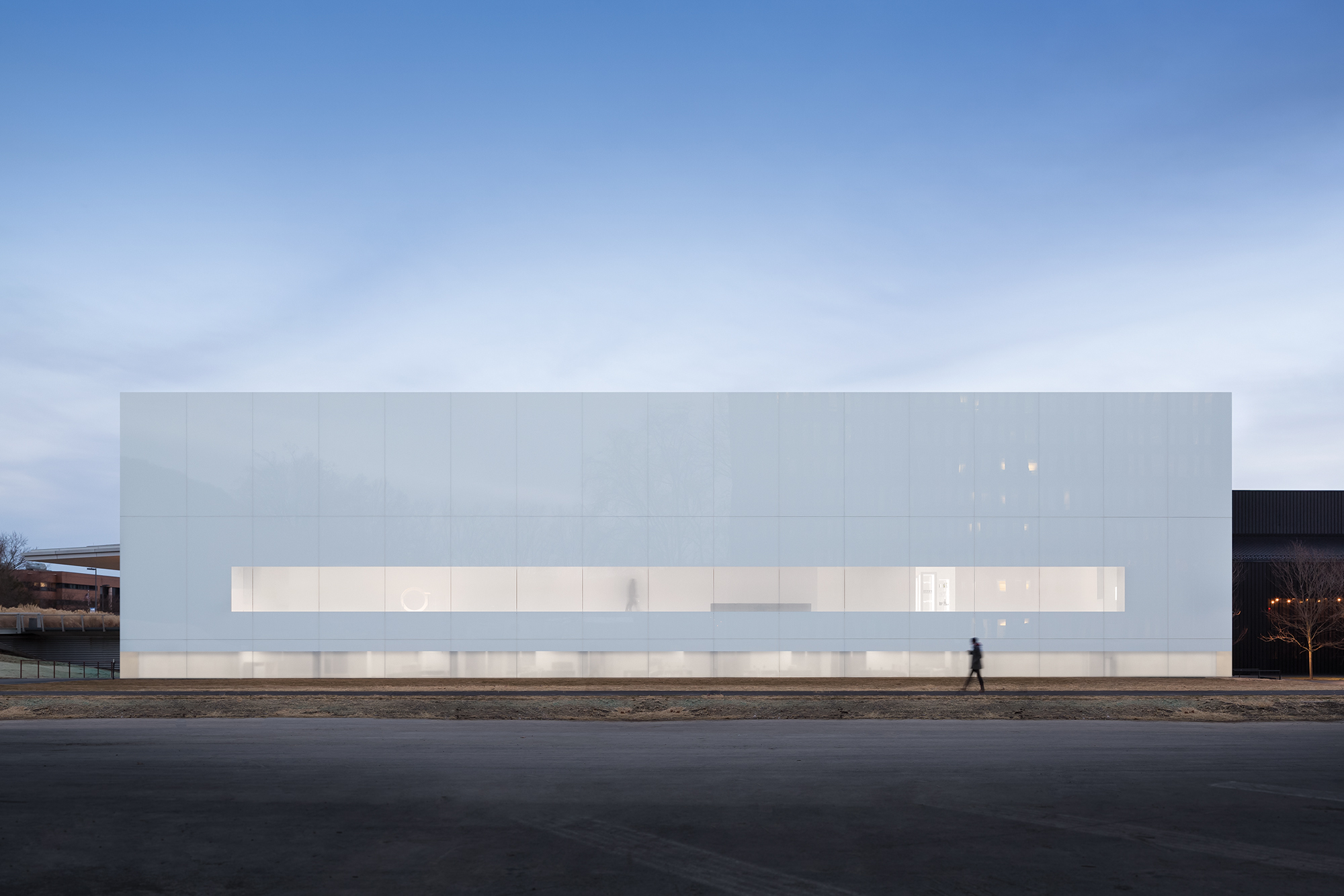 Corning Museum of Glass Contemporary Art + Design Wing | Architect ...