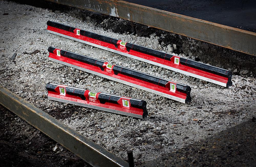 Milwaukee Tool Creates 3 In 1 Redstick Concrete Level