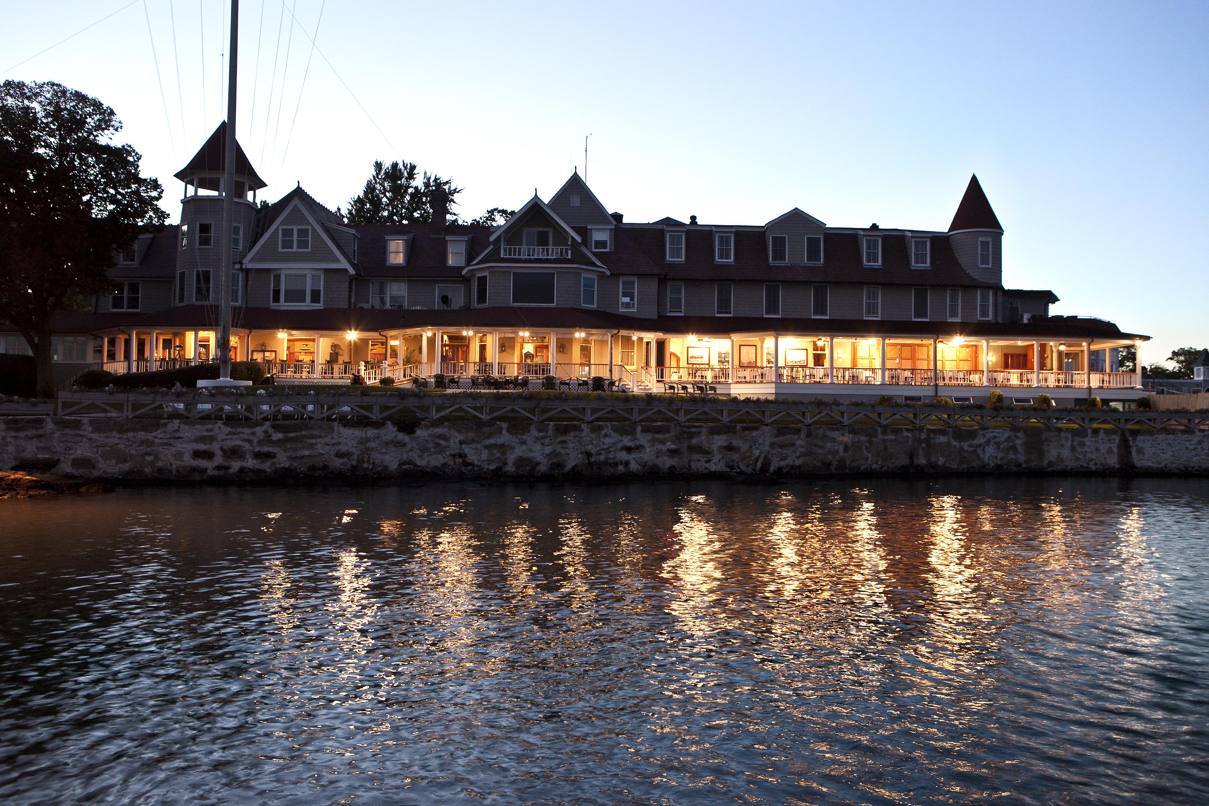 Larchmont Yacht Club Lyc Architect Magazine Murphy