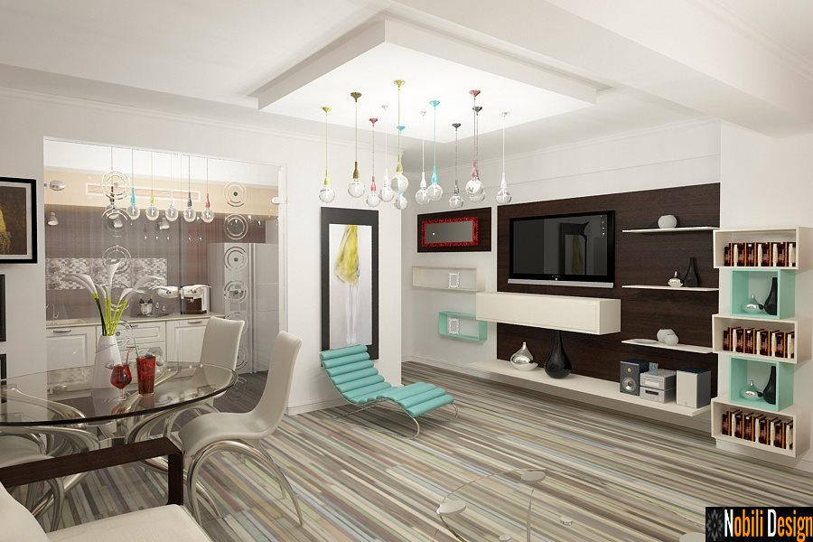Design Interior Apartament Modern Bucuresti