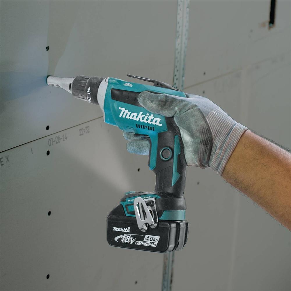 Makita Xsf03m Cordless Screw Gun Tools Of The Trade