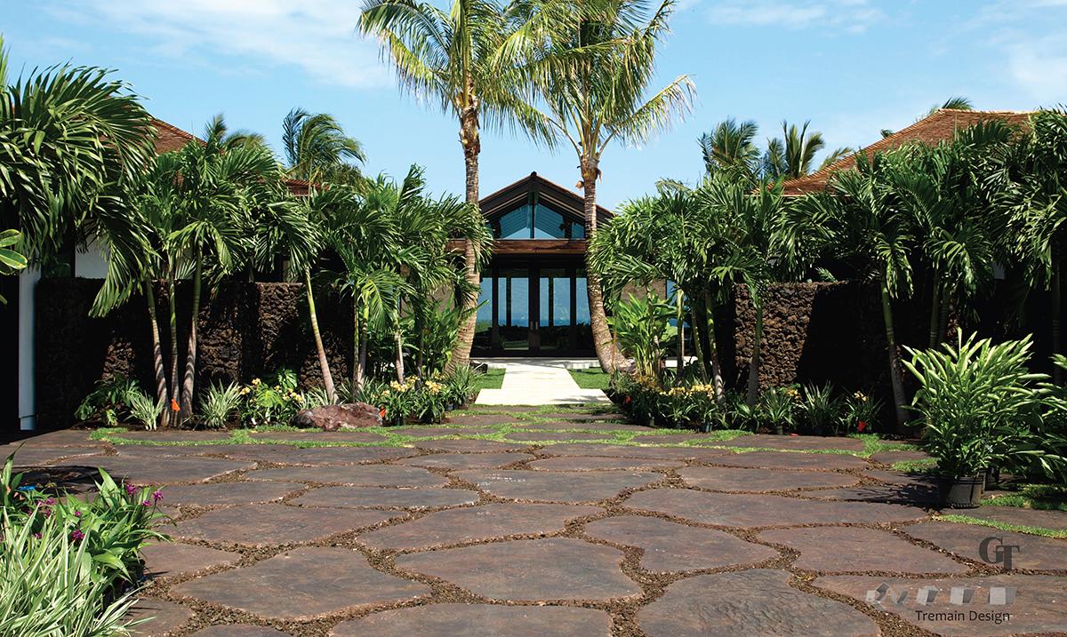 Shell pavilion architect magazine kailua kona hi usa for Modern view decking