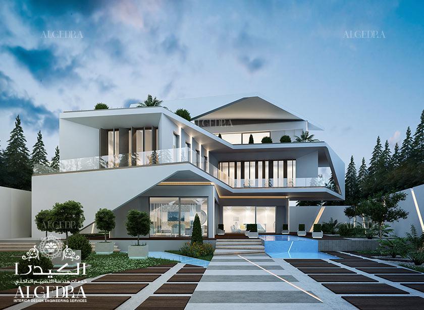 Luxury Modern Villa Design Concept Architect Magazine