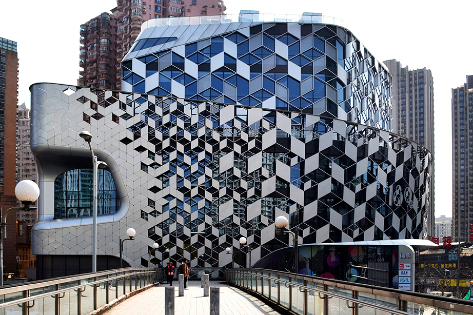 Lane 189 architect magazine unstudio shanghai china - Commercial van interiors locations ...