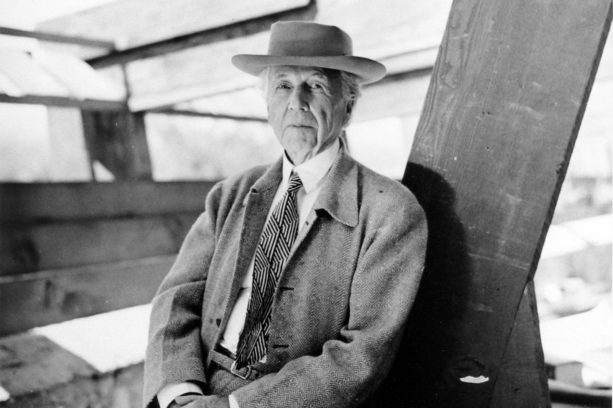 The quests to save the campus and community of frank lloyd for Frank lloyd wright parents
