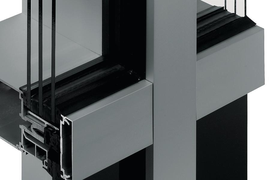 Good Kawneer 1600UT Curtain Wall System | Architect Magazine | Curtain Walls,  Exteriors