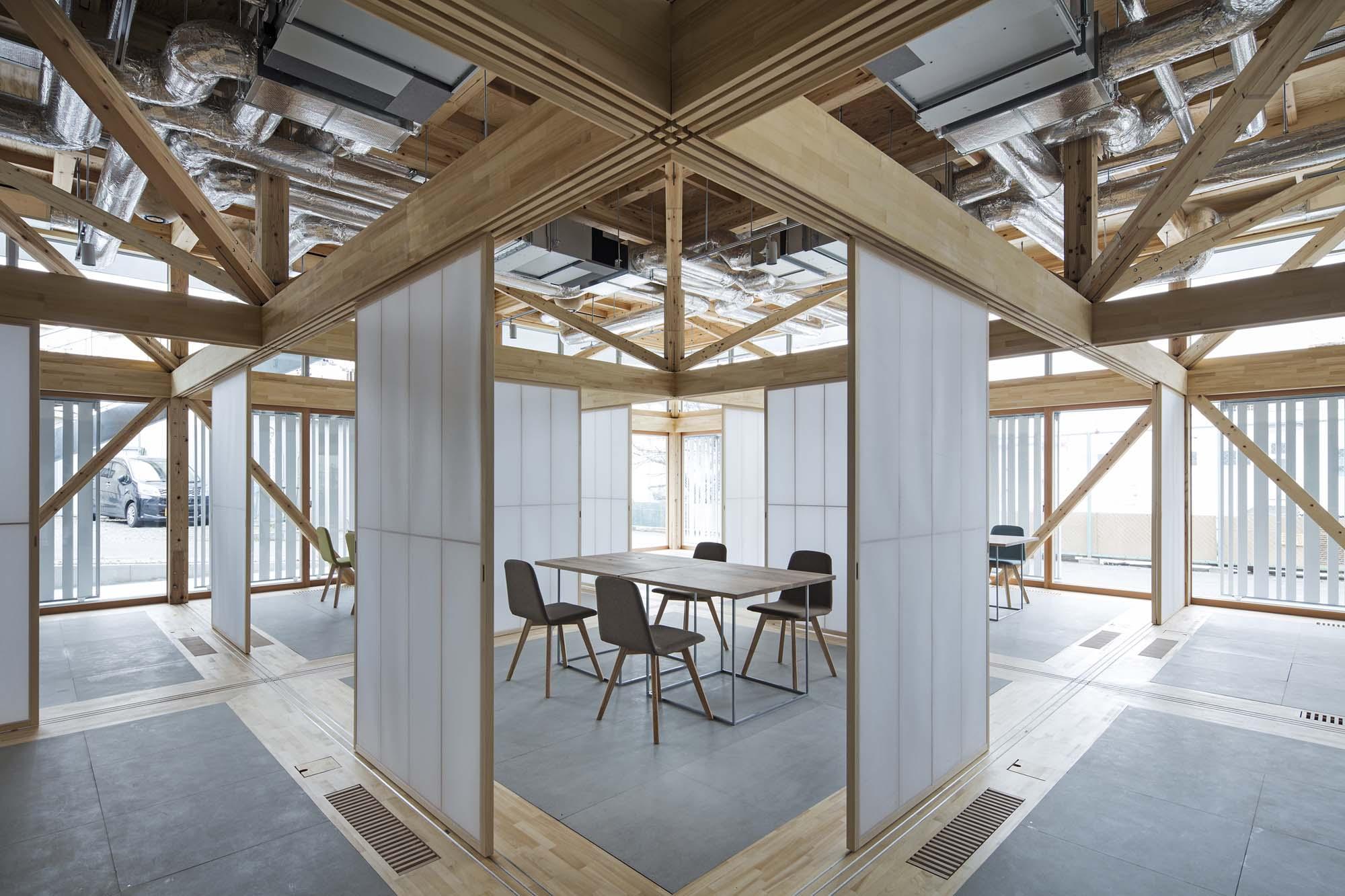 Substrate Factory Ayase Architect Magazine Aki Hamada