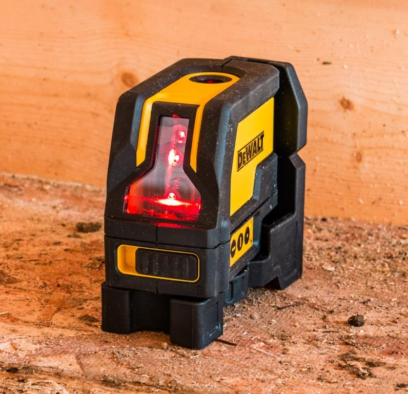 Dewalt Dw0822 Layout Laser Tools Of The Trade