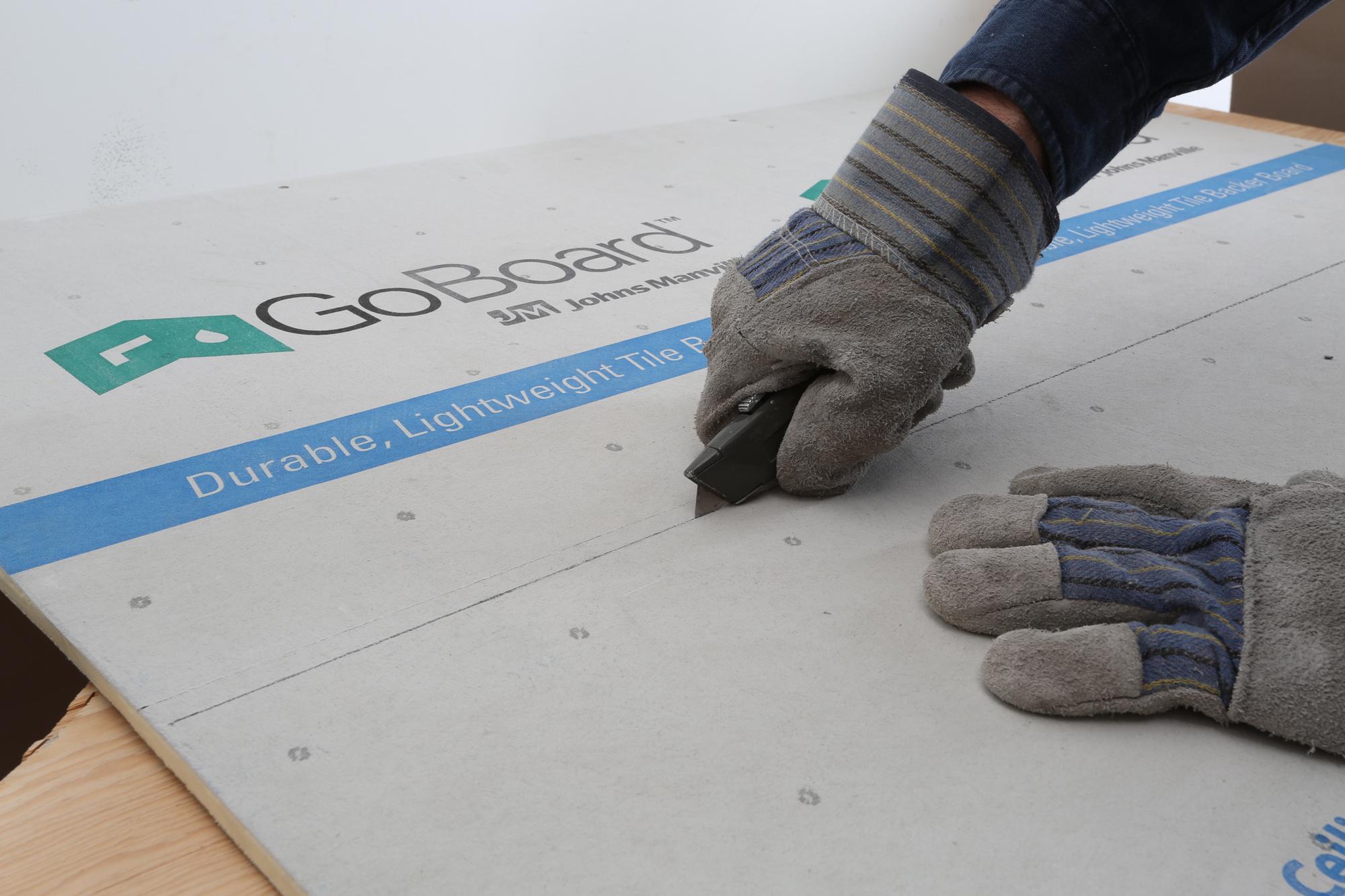 Lightweight tile backer jlc online moisture barriers tile lightweight tile backer jlc online moisture barriers tile walls shower bath kitchen johns manville dailygadgetfo Gallery