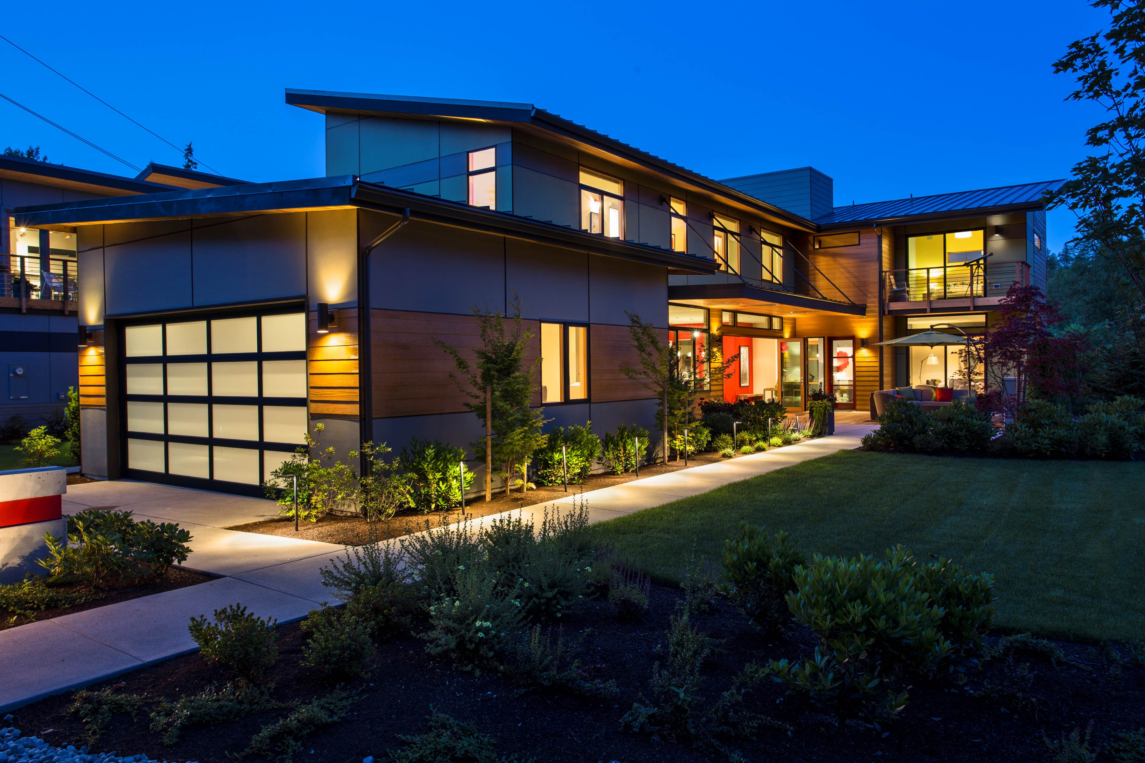 Evoke Luxe Architect Magazine Quadrant Homes Issaquah Wa Production Design Awards
