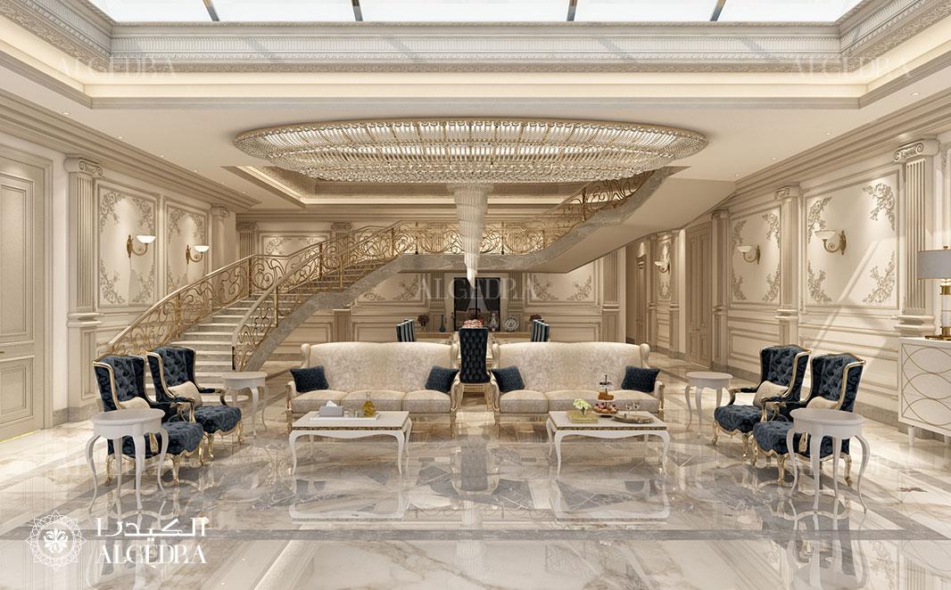 Luxury Neoclassic Style Villa In Abu Dhabi Design Architect Magazine