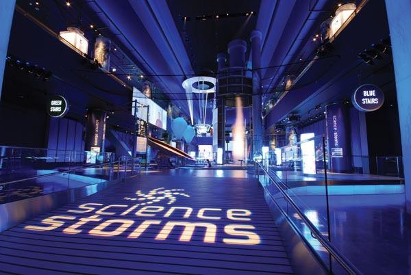 Commendable Achievement  Exhibit Lighting