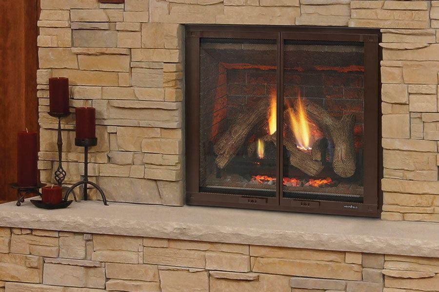 Hearth  U0026 Home Technologies Energy Pro Gas Fireplace