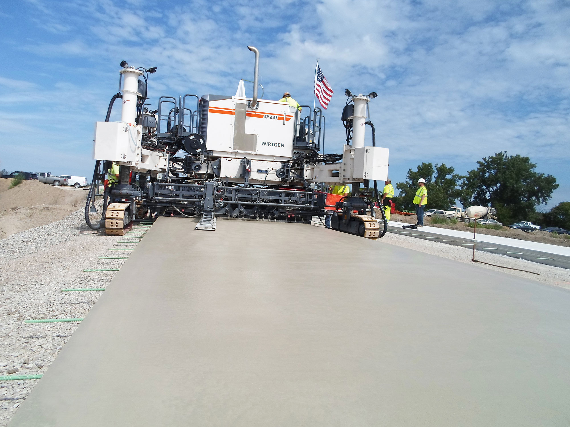 Five Machines Contractors Must Use On Their Next Paving