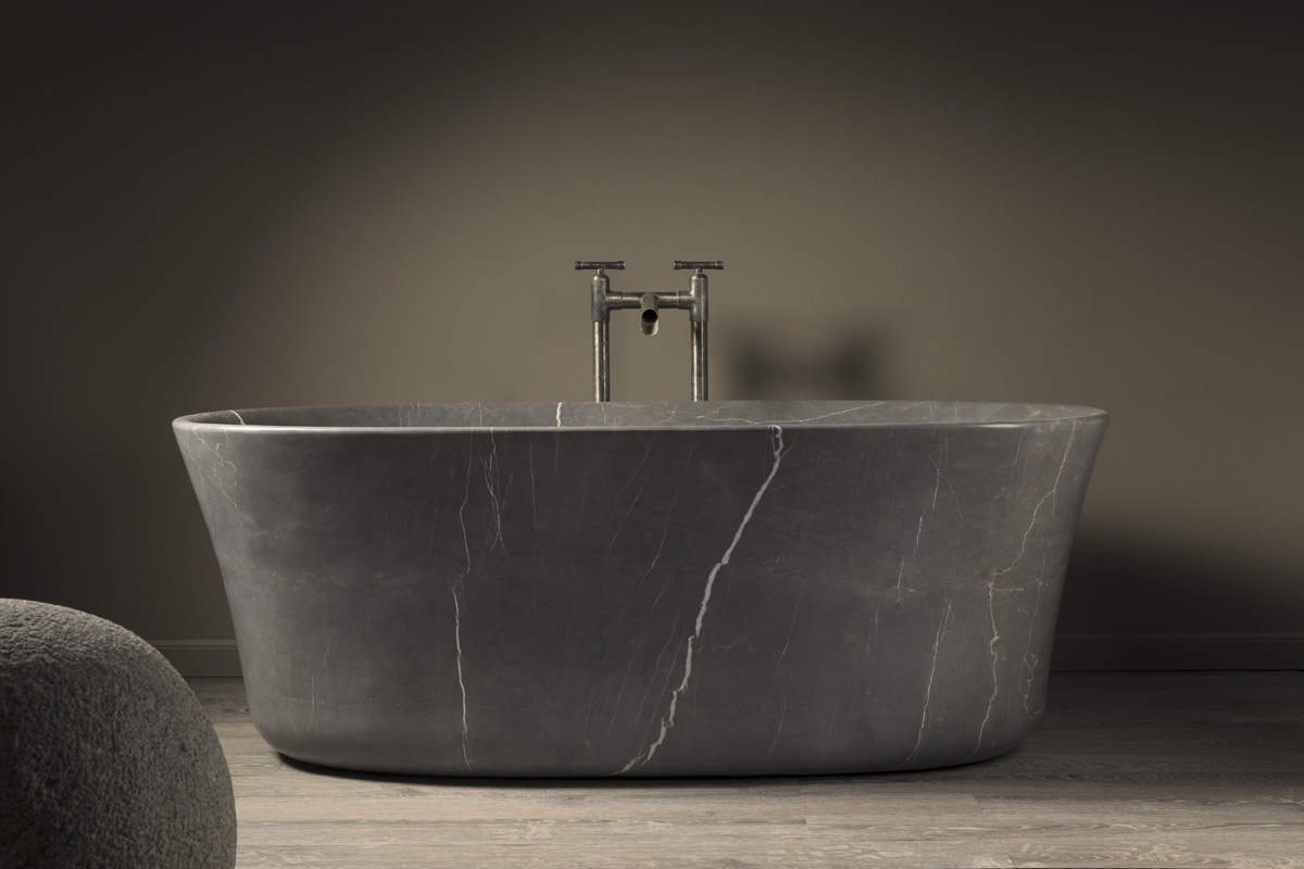 Three Luxurious Stone Bathtubs Architect Magazine