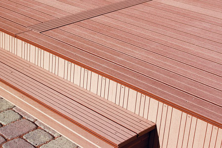 Bamboo Composite Professional Deck Builder Products Trex
