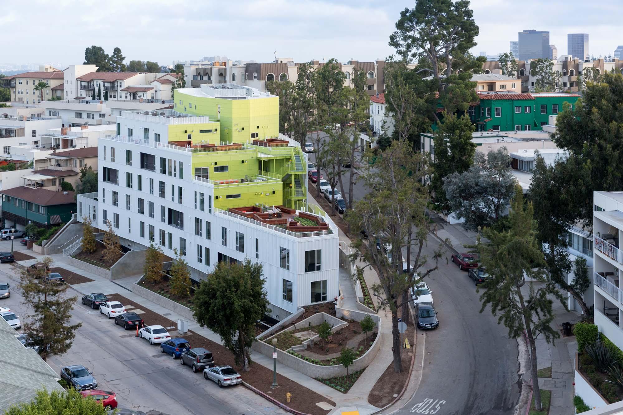 Sl11024 architect magazine lorcan o 39 herlihy architects - Residence calistoga strening architects californie ...