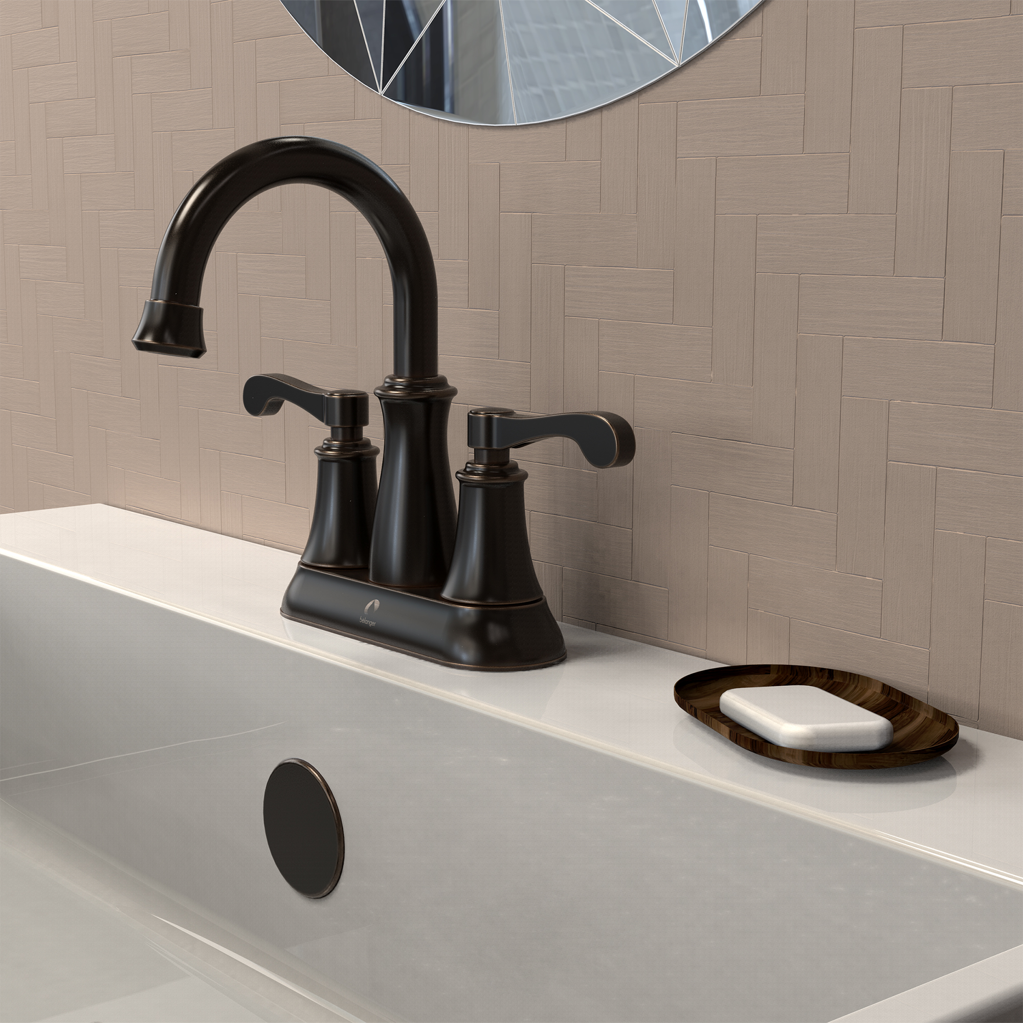 Belanger By Keeney Adds Oil Rubbed Bronze Finish To Farmhouse Style Faucets Builder Magazine