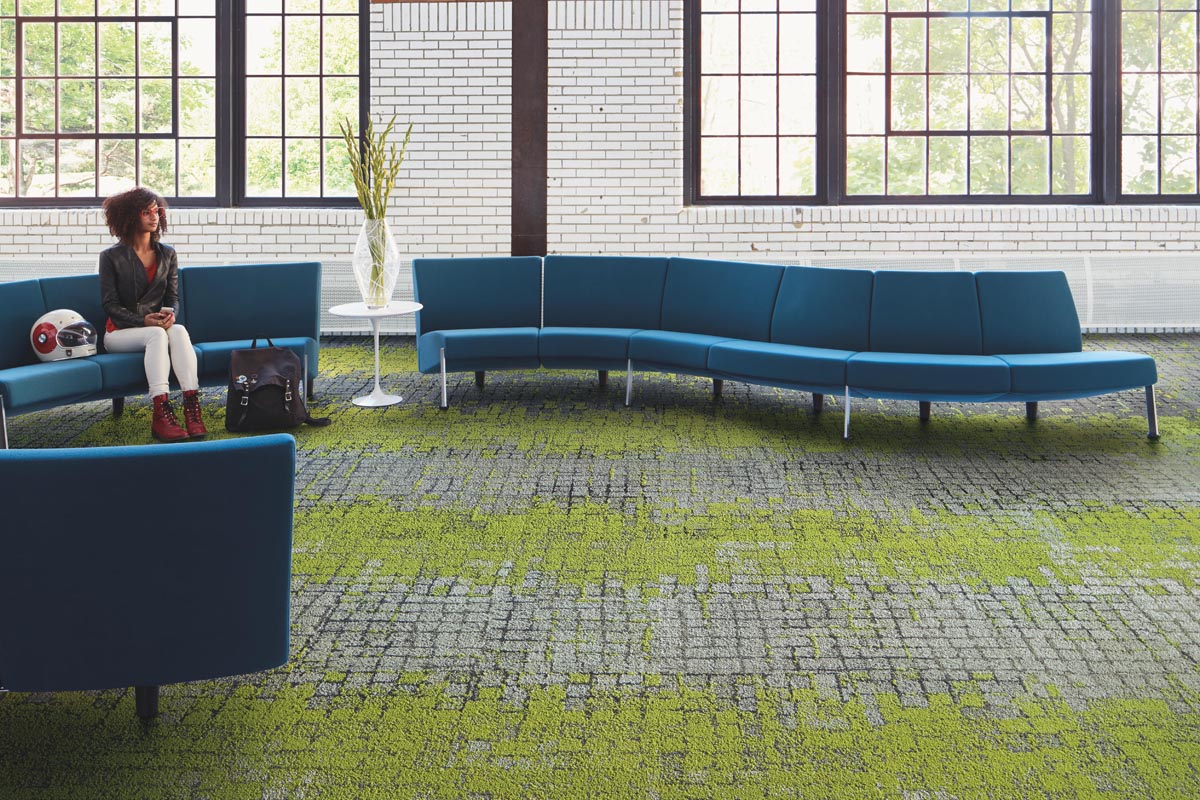 Four Striking Modular Carpet Tile Collections Architect