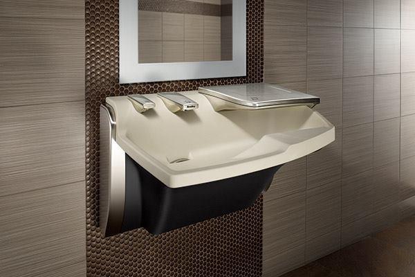 Advocate AVSeries Lavatory Systems Bradley Corp Architect Inspiration Bradley Bathroom Accessories