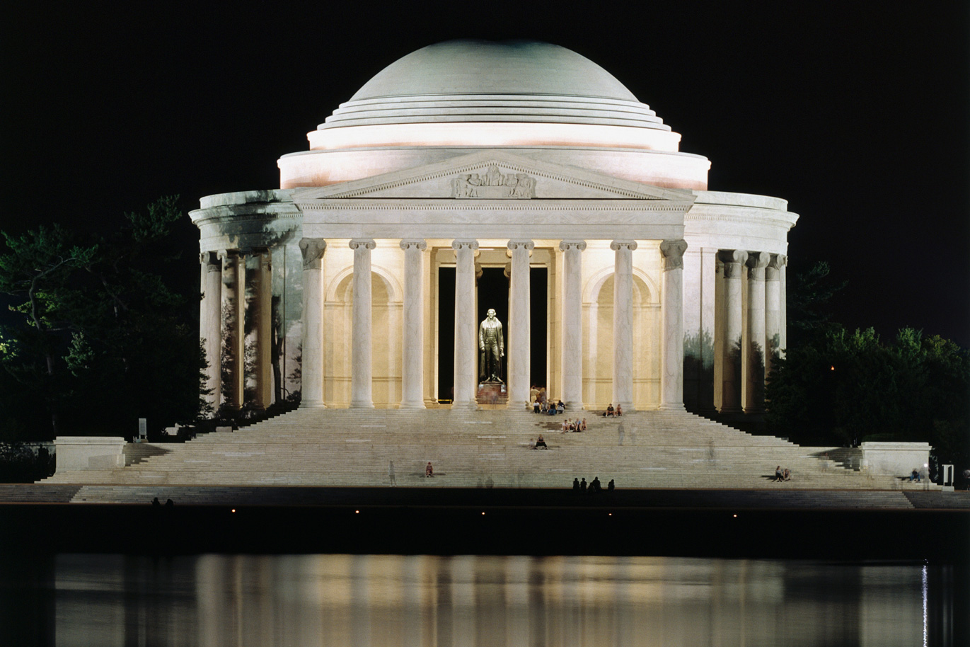 The Jefferson Memorial Architectural Lighting Magazine